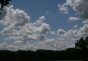 Clouds 3 by galleleo