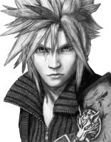 Cloud Strife by JesseRaven
