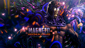 Magneto Maximum Power Tag by KLIPOX