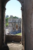 Arch of Constantine by ScarletSantiago