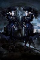 QueenConsort Of The DarkNight3 by cheongphoto