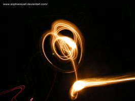 Light Painting -11 by sophierevell