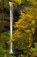 South Falls Autumn by sivousplay