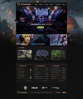 Euthanasia Gaming Template by mnsfield