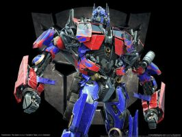 Transformers' Optimus Prime by nepp1963
