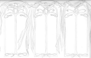 Rivendell Window detail by FlameoftheWest7