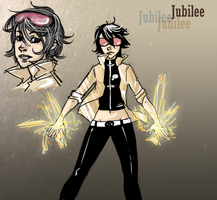 Jubilee by AtomicRedBoots