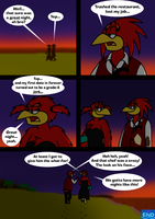 The Surf Club Comic - Rhonda's Big Date 22 by BluebottleFlyer