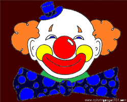 circus-clown-coloring-pagesA by bigkrocks