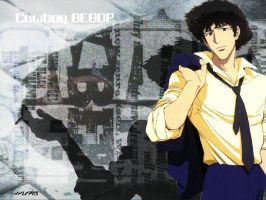 Cowboy Bebop Wallpaper by petISbirth
