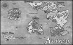 The World of Azamar by RecklessEnthusiasm