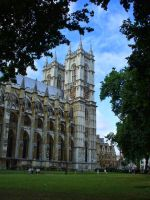 Westminster Abbey by ChrisUnger