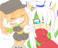 Collab - So Annoyable X3 by ToTo088