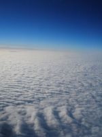 above clouds4 by lampshaded-stock