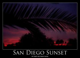 San Diego Sunset by Vpr87