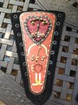 Clockwork heart Stomacher panel - complete by semperphi60
