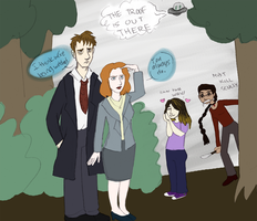 More X-Files Crap by Puddum
