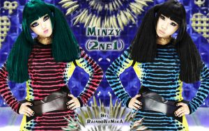 Wall minzy ver manga 2 by RainboWxMikA