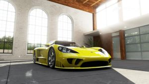 Saleen S7 by Chainsaw8712
