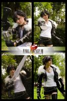 Squall time by GothDream