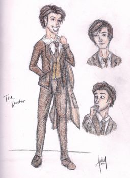 The Doctor by blindbandit5