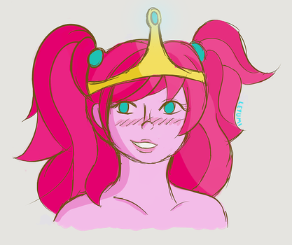 Princess Bubblegum - Cute Style by LeticiaYumi
