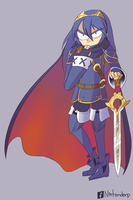 Lucina by Nintenderp23