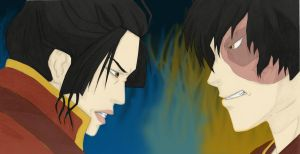 It's just you and me, brother. AGNI KAI by the-rose-of-tralee