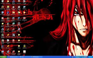 Bleach Desktop by RedTigress