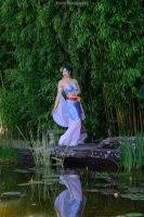 Harvest Goddess Pond by mikomiscostumedworld