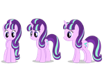Starlight glimmer flash puppet by katja-is-bored