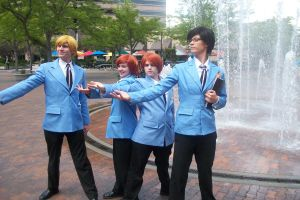 Ouran Fountain by Dusha-Soul