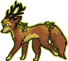 Deer and nature auction (Closed) by Provable