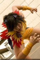 Pokemorph 157 - Typhlosion by Berry-Cosplay
