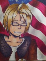 America!! by MagicRaneboh