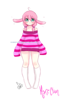 Mimi sweater by SoriiNyu