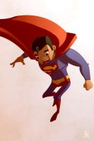 Evenin' Cooldown : Superman by KendrickTu