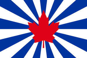 Flag of Imperial Canada by CyberPhoenix001
