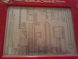 etch a sketch by HelterSkelter11
