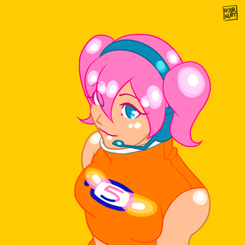 Ulala - Space Channel 5 by Ichig0Minako