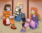 Those Meddling Kids! by Yes-I-DiD