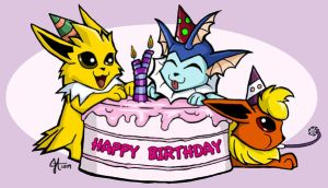 PokeBirthday by Roscofox
