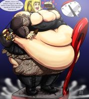 Really fat Misa Misa by Satsurou