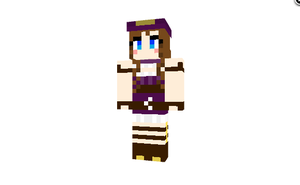 Sheriff Caitlyn in Minecraft by Endette