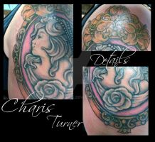 Cameo Tattoo Details by Metacharis