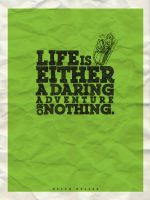 life_quote_poster by veeradesigns