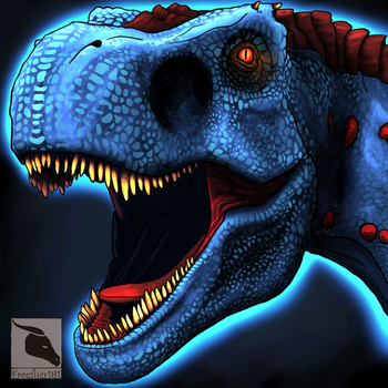 {FOR SALE} Tyrannosaurus Rex Avatar -- ARK by Freeflier181