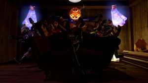 TF2 Halloween 2010 Part 2 by SpaceFishInSpace