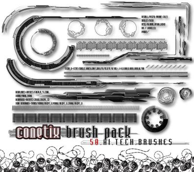 conetix vector pack by r2010