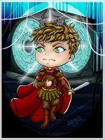 Watch over the Pandorica Rory by Yueyun